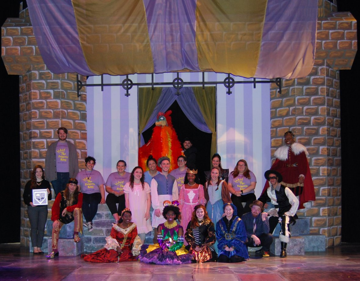 The Princess King Cast and Crew